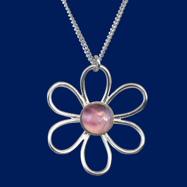 TaigaFlower, small pendant