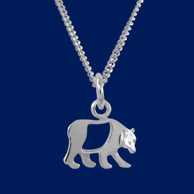 Bear, small pendant