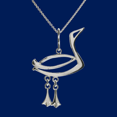 The Loon, pendant