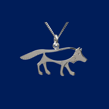 The Wolf, pendant