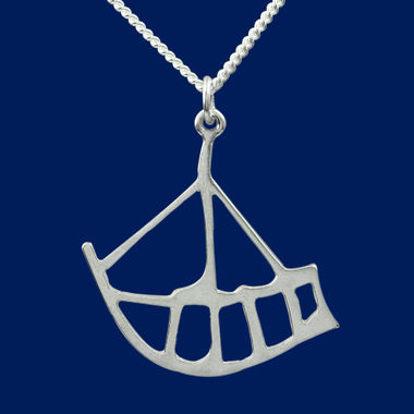 The Boat, big pendant