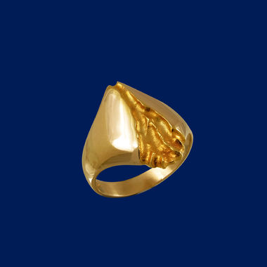 The Gold Stream, Ring, gold