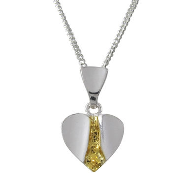 The Gold Stream, Little heart, pendant