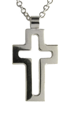 Small Open Cross