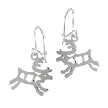 Little Reindeer, earrings