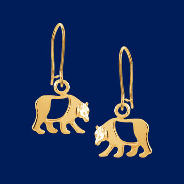 bear,earrings