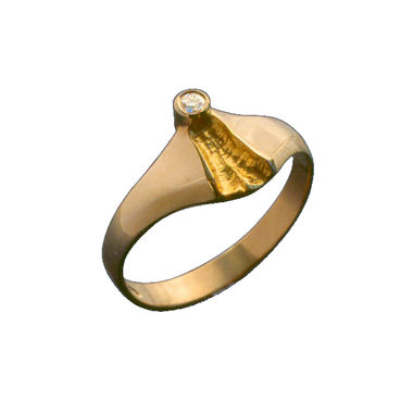 The Gold Stream, Diamond Ring