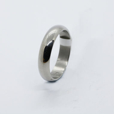 Steel ring, 5mm