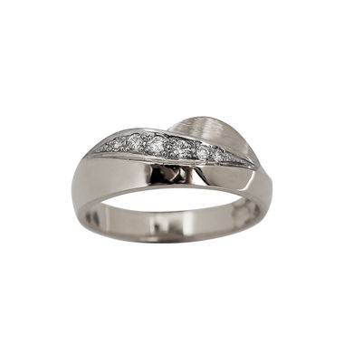 The Fell, Diamond Ring 0,10ct