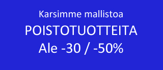 SALE products -30%  -50%